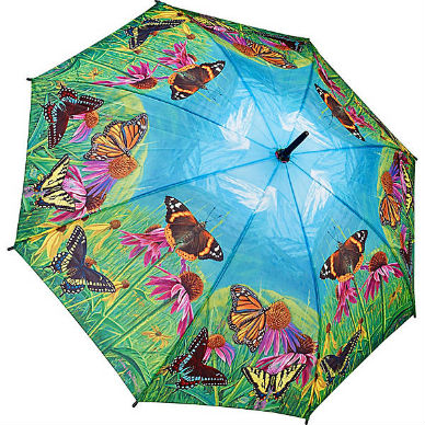 Butterly Mountain Umbrella