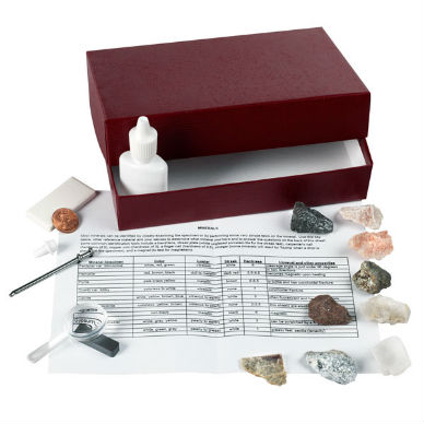 Basic Mineral Test Kit