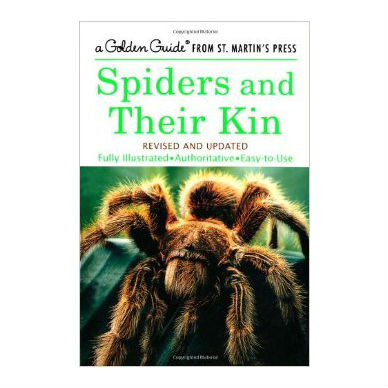 Golden Guide to Spiders and Their Kin