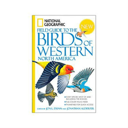 Field Guide to the Birds of Western North America