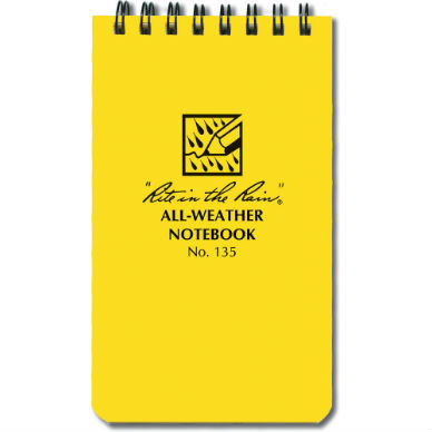Rite in the Rain All-Weather Notebook, No. 135