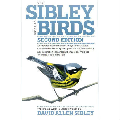 The Sibley Guide To Birds The Compleat Naturalist