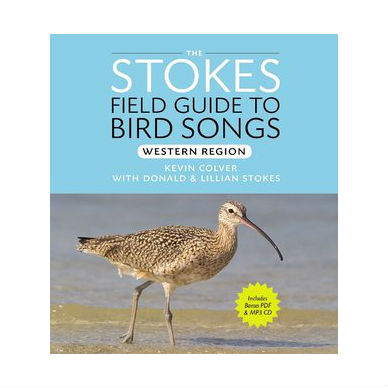 Stokes Field Guide to Bird Songs Western Region