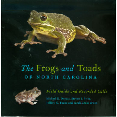 Frogs and Toads of North Carolina