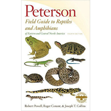 Peterson Field Guide to Reptiles and Amphibians