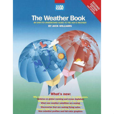 USA Today Weather Book