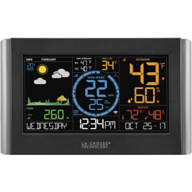 LaCrosse Professional Remote Monitoring Weather Station