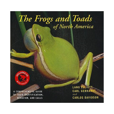 Frogs and Toads of North America