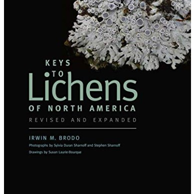 Keys to Lichens of North America Brodo
