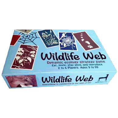 Wildlife Web Ecology Strategy Game