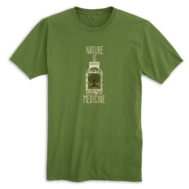 Nature is Medicine T-Shirt