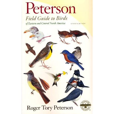 Peterson Field Guide Birds East-Central 7th