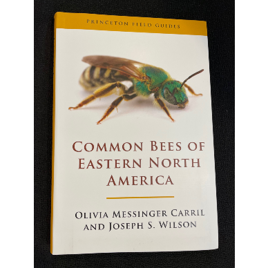 Common Bees of Eastern North America Princeton Field Guide